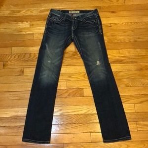 Women's BKE Madison Skinny Jeans. Size 27.